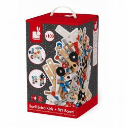 """Конструктор """"Brico'Kids"""" в коробке: 100 элементов, фото , изображение 2"""