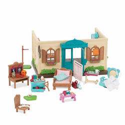 Игровой набор Li'l Woodzeez «Поликлиника» с аксессуарами, фото