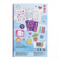 """Набор для творчества с наклейками """"Маленькие милашки"""", фото , изображение 2"""