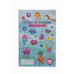 """Набор для творчества с наклейками """"Маленькие милашки"""", фото , изображение 3"""
