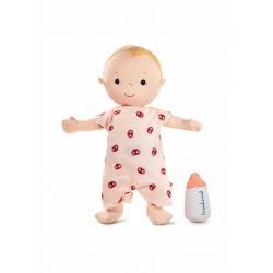 """Кукла """"Лу"""" мягкая с бутылочкой, фото , изображение 2"""
