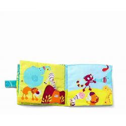 """Книжка мягкая """"Слоненок Альберт в Зоопарке"""", фото , изображение 6"""