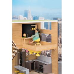 """Набор игровой """"Рабочий уголок дома"""" с мебелью и аксессуарами, фото , изображение 3"""