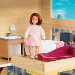 Игровой набор Lori «Роскошная ванная» с мебелью и аксессуарами, фото