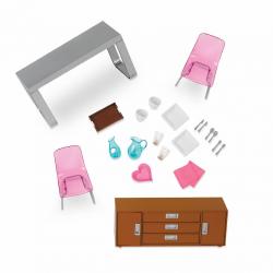 """Набор игровой """"Стильная столовая"""" с мебелью и аксессуарами, фото , изображение 2"""