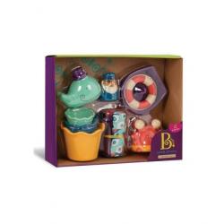 Набор игрушек для ванной B.Toys (Battat), фото , изображение 2