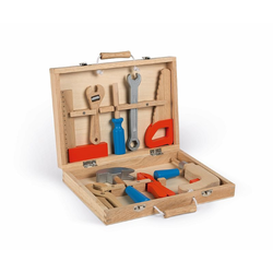 Набор инструментов Janod «Brico'Kids» в чемоданчике , фото