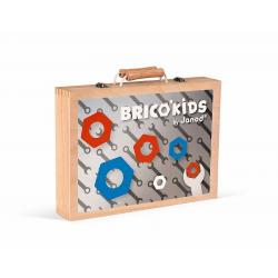 Набор инструментов Janod «Brico'Kids» в чемоданчике , фото , изображение 4
