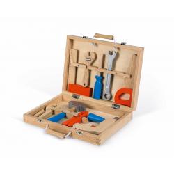 Набор инструментов Janod «Brico'Kids» в чемоданчике , фото , изображение 8