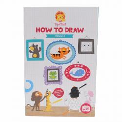 """Учимся рисовать """"Животные"""", фото , изображение 3"""