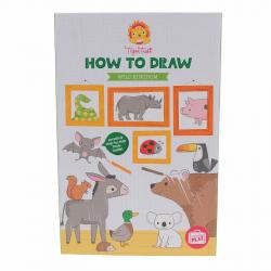 """Учимся рисовать """"Царство диких животных"""", фото , изображение 3"""