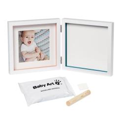 """Рамочка двойная """"Baby Style""""; белый, фото , изображение 2"""