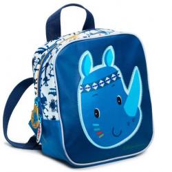 Маленький рюкзачок Lilliputiens «Носорог Мариус» , фото