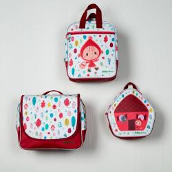 Рюкзак дошкольный Lilliputiens А5 «Красная Шапочка» , фото , изображение 3