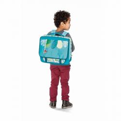 Рюкзак школьный Lilliputiens А4 «Лемур Джордж» , фото , изображение 2