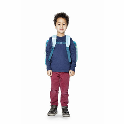 Рюкзак школьный Lilliputiens А4 «Лемур Джордж» , фото , изображение 3