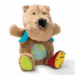 Ночник Lilliputiens «Медвежонок Цезарь» музыкальный , фото