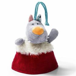 86816 Волк Николас: двусторонняя игрушка - прорезыватель, фото