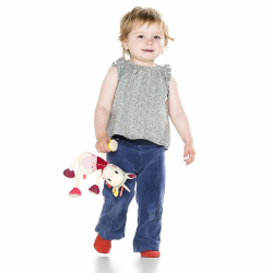 86822 Единорожка Луиза: мягкая игрушка в подарочной упаковке, фото , изображение 2
