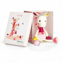86822 Единорожка Луиза: мягкая игрушка в подарочной упаковке, фото