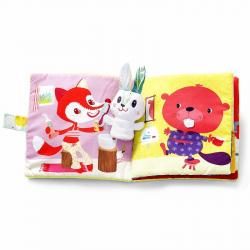 86831 Развивающая книжка про кролика Селестина, зубного врача, фото , изображение 3