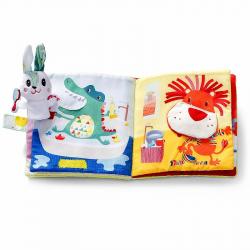 86831 Развивающая книжка про кролика Селестина, зубного врача, фото , изображение 5