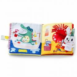86831 Развивающая книжка про кролика Селестина, зубного врача, фото , изображение 6