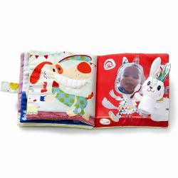 86831 Развивающая книжка про кролика Селестина, зубного врача, фото , изображение 8