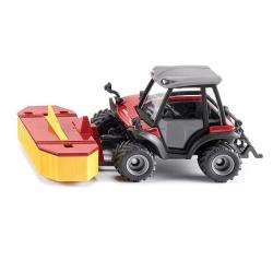 SIKU Трактор с косилкой Aebi TerraTrac TT211 (1:32), фото