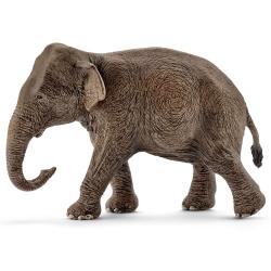 SCHLEICH Азиатский слон, самка 14753, фото