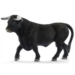 SCHLEICH Черный бык 13875, фото