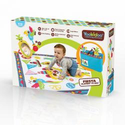 """Коврик-сумка игровой XL """"Фиеста"""", фото , изображение 6"""