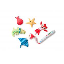 Игрушка для ванны Lilliputiens «Рыбалка с Лисой Алисой», фото , изображение 2