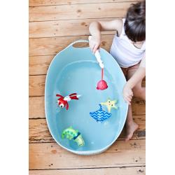 Игрушка для ванны Lilliputiens «Рыбалка с Лисой Алисой», фото , изображение 4