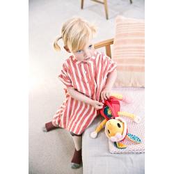 Развивающая игрушка Lilliputiens «Жирафик Зиа»; серия «Одень меня!» , фото , изображение 10