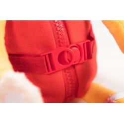 Развивающая игрушка Lilliputiens «Жирафик Зиа»; серия «Одень меня!» , фото , изображение 3