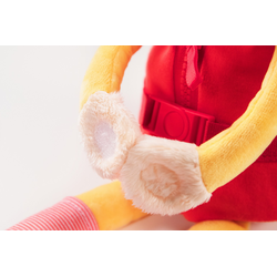 Развивающая игрушка Lilliputiens «Жирафик Зиа»; серия «Одень меня!» , фото , изображение 6