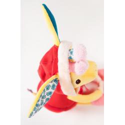 Развивающая игрушка Lilliputiens «Жирафик Зиа»; серия «Одень меня!» , фото , изображение 7