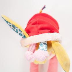 Развивающая игрушка Lilliputiens «Жирафик Зиа»; серия «Одень меня!» , фото , изображение 8