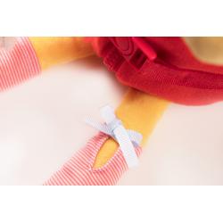 Развивающая игрушка Lilliputiens «Жирафик Зиа»; серия «Одень меня!» , фото , изображение 9