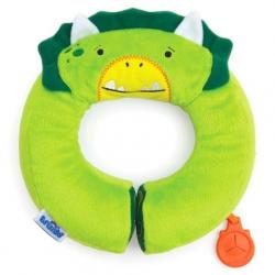 TRUNKI Подголовник Yondi Dino зеленый 0144-GB01, фото