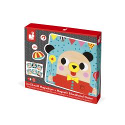 """Пазл магнитный """"Животные"""": 30 элементов и 6 карточек, фото , изображение 13"""