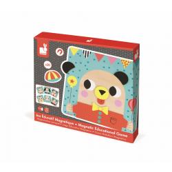 """Пазл магнитный """"Животные"""": 30 элементов и 6 карточек, фото , изображение 14"""