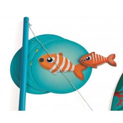 """J02932 Настольная игра магнитная """"Рыбалка"""", фото , изображение 2"""