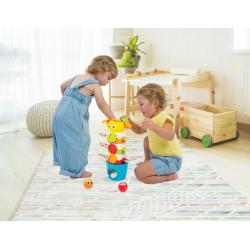 Пирамидка развивающая музыкальная с шариками, фото , изображение 4