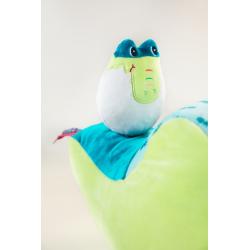 Развивающая игрушка Lilliputiens «Крокодил Анатоль»; большая, фото , изображение 5