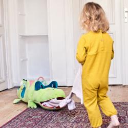 Развивающая игрушка Lilliputiens «Крокодил Анатоль»; большая, фото , изображение 8
