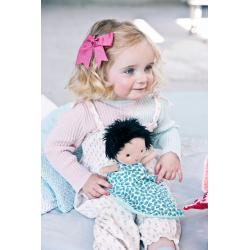 """Кукла мягкая """"Ари"""" в переноске, фото , изображение 7"""
