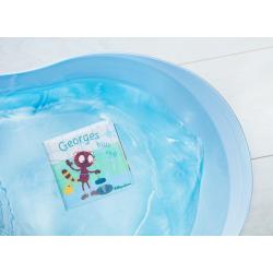 """Книжка для ванны """"Лемур Джордж"""", фото , изображение 4"""