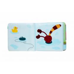 """Книжка для ванны """"Лемур Джордж"""", фото , изображение 5"""